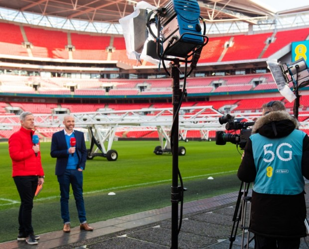 EE teams up with BT Sport for 'first' live 5G broadcast
