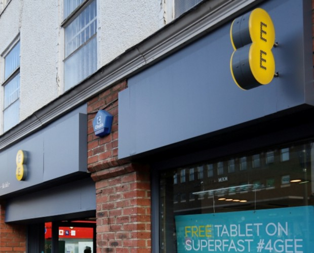 EE is the number one mobile network in the UK - report