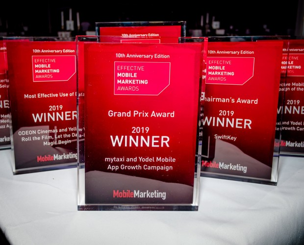 Relive the 2019 Effective Mobile Marketing Awards Ceremony