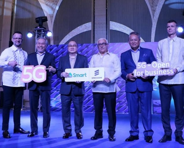 Ericsson teams with Smart to bring 5G to the Philippines