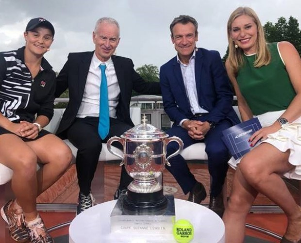 Eurosport sees surge in OTT streaming at Roland Garros tennis tournament