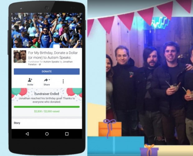 Facebook rolls out new ways to celebrate your birthday