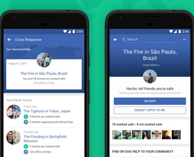 Facebook introduces hub to provide info and help during a crisis