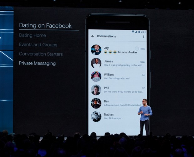 Facebook is going to launch its own online dating service