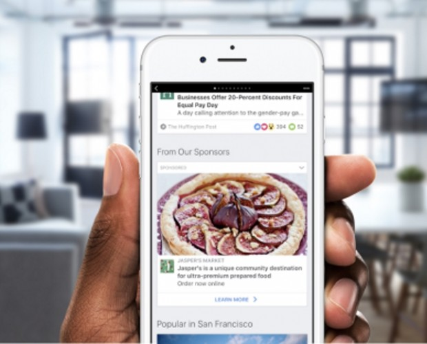Publishers using Facebook's Instant Articles can now show more ads