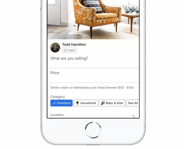 Facebook Marketplace gets new AI tools for its second birthday