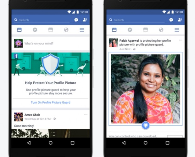 Facebook begins testing tools to stop profile pictures being stolen