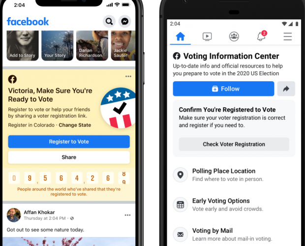 Facebook to allow voters to turn off political ads