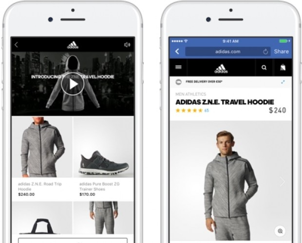 Facebook launches collection ad format for retailers
