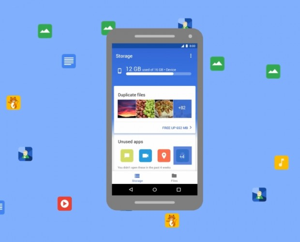 Google brings Files Go storage app to China