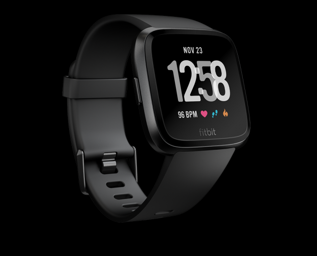 Fitbit unveils Versa smartwatch and female health tracking