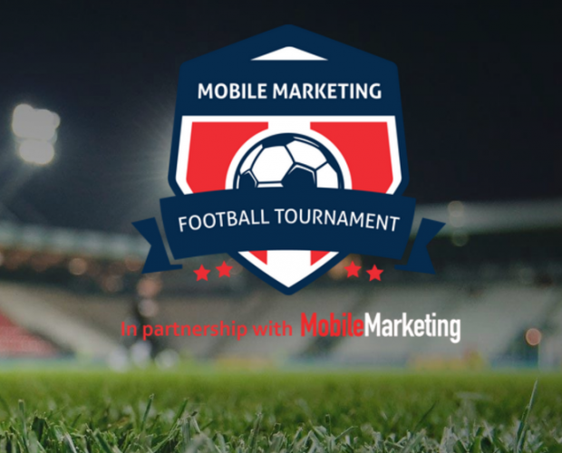 Make your mark in the Mobile Marketing Football Tournament