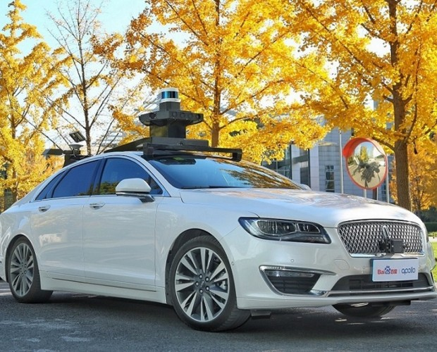 Baidu strikes self-driving car deals with Ford and Volvo