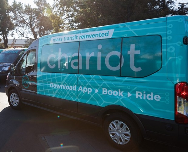 Ford's Chariot shuttles given the axe