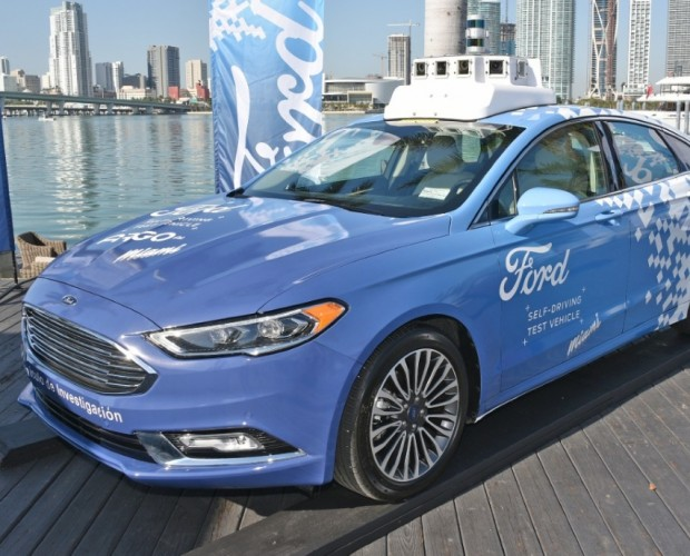 Ford to launch self-driving car network