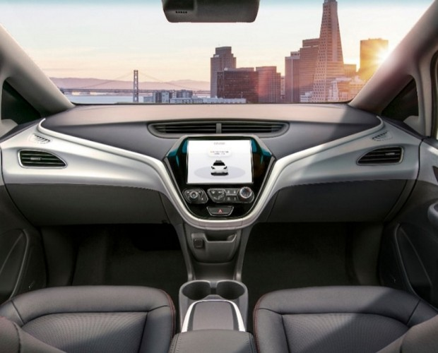 SoftBank invests over $2bn in GM's self-driving division