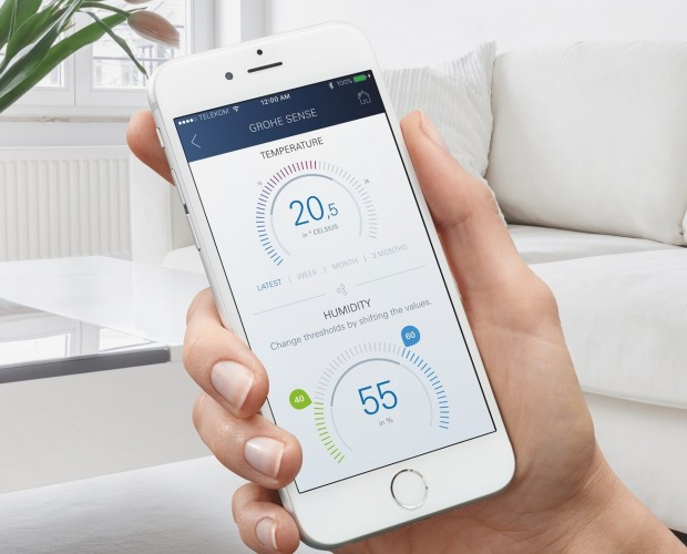 Grohe launches connected water security system for the home