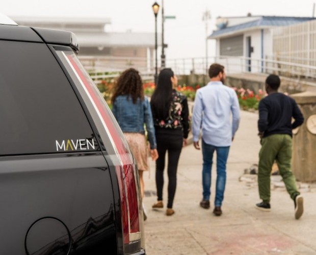 GM expands Maven car sharing service to New York CIty