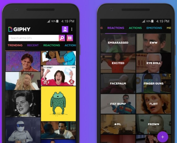 Giphy is preparing to trial sponsored GIFs