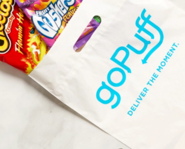 Delivery service GoPuff raises $380m at $3.9bn valuation