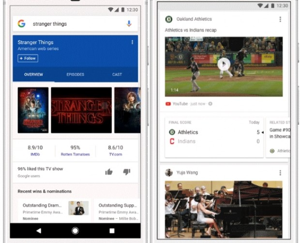Google updates its feed to offer more personalised news
