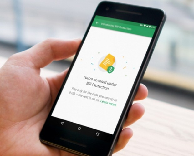 Google's Project Fi now offers a variant of an unlimited plan