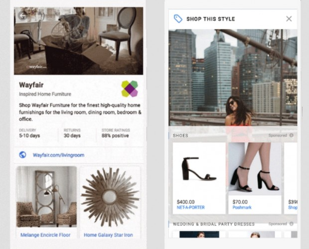 Google rolls out video for Showcase Shopping ads, shoppable images