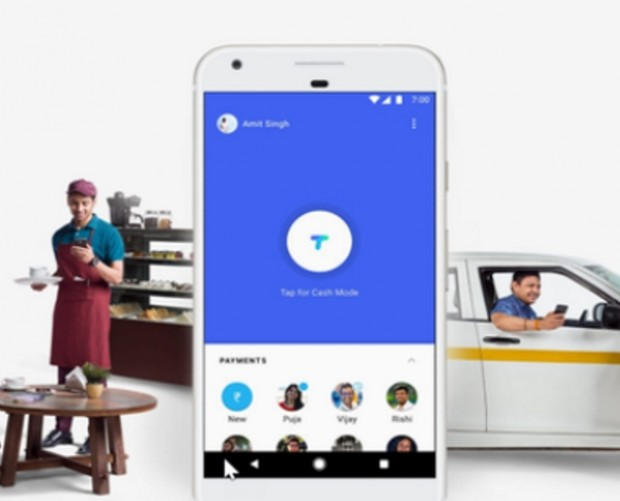 Google's new mobile payment service officially goes live in India