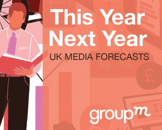 GroupM: UK ad spend to hit £21.8bn in 2019