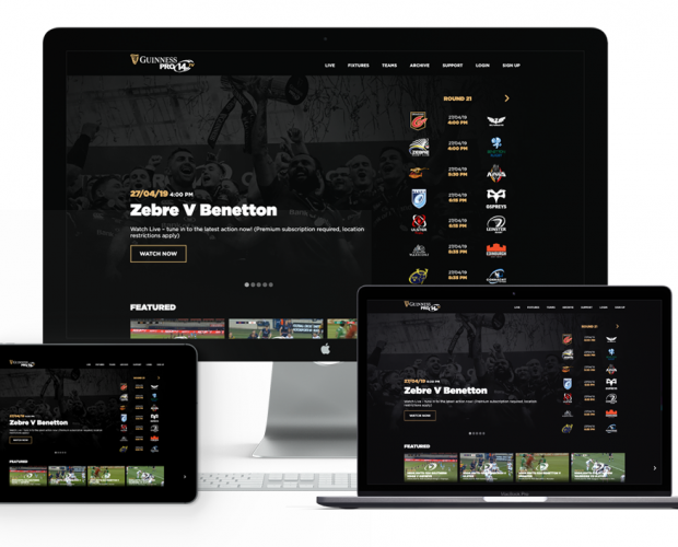 Guinness PRO14 goes direct to rugby fans with OTT streaming service
