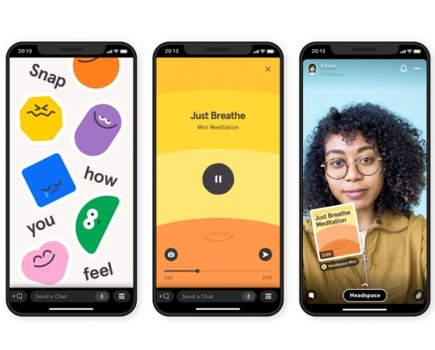 Snapchat launches 'mini' third-party apps
