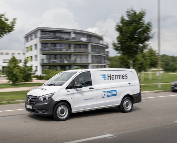 Hermes enhances parcel delivery notifications with IMImobile