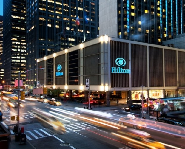 Hilton sees 20 per cent of bookings through its app, users can now use points on Amazon