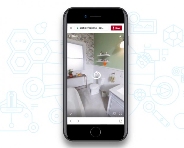 Home Depot links up with OmniVirt for 'first-ever' Pinterest interactive 360° campaign