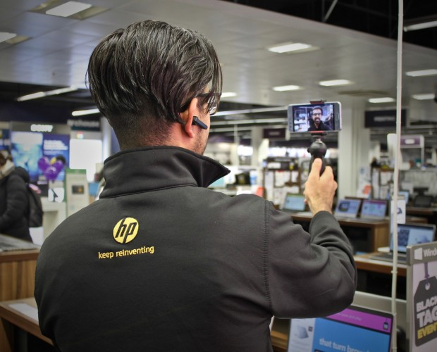 HP and Curry's PC World see success with Go Instore live video chat deployment