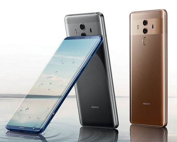 Huawei reveals AI-powered Mate 10, laying down a challenge to Apple and Samsung