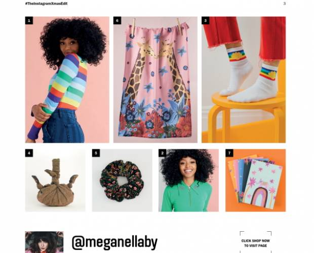Instagram launches shoppable Christmas catalogue