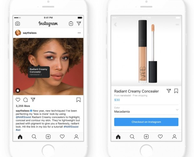 Now Instagram users can shop directly from creators