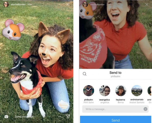 Instagram introduces updates to ads on Stories, and now lets users share Direct