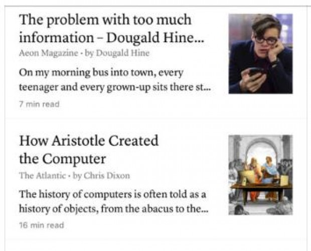 Instapaper buys itself back from Pinterest