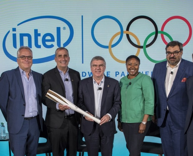 Intel pens deal with the Olympics to showcase 5G, VR, AI and drones