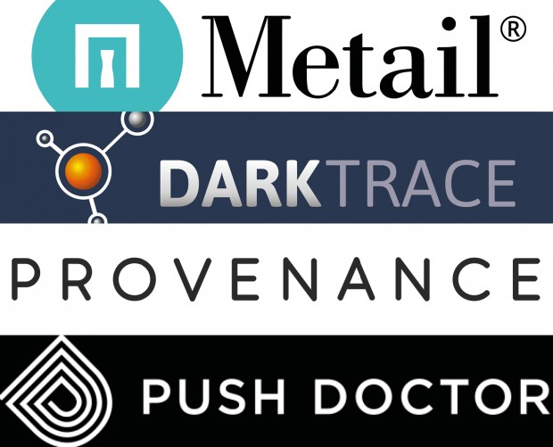 Investment Round: Metail, Darktrace, Provenance, Push Doctor