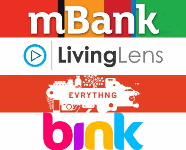 Investment Round: mBank, Evrythng, LivingLens, Bink