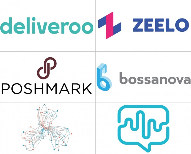 Investment Round: Deliveroo, Zeelo, Poshmark, Bossa Nova and more