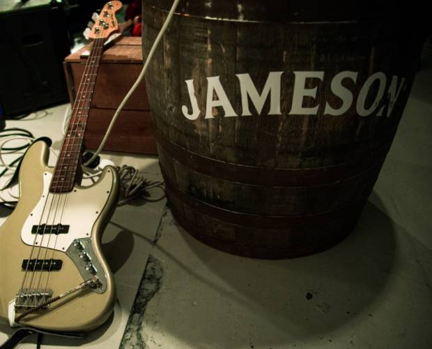 Jameson and Sofar Sounds team up to showcase UK musicians through virtual gigs