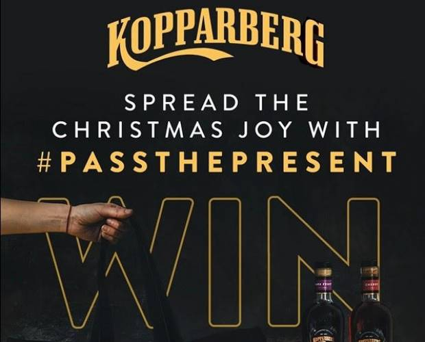 Kopparberg asks Instagrammers to pass the present in social-first campaign