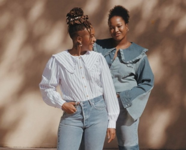Levi's and Ganni collaborate on denim rental service