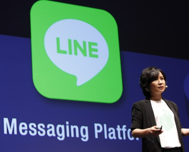 Line dominates messaging in Japan, with 50.2m using its service this year