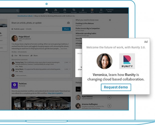 LinkedIn Dynamic Ads now available via Campaign Manager