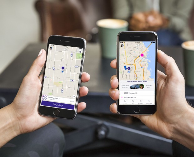Uber rival Lyft wants you to make a change and give the community a little charity